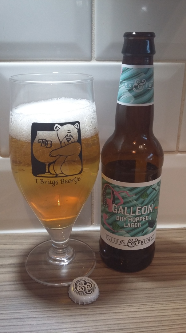 Beer tasting notes beer sommelier kew galleon dry hopped lager sciox Image collections